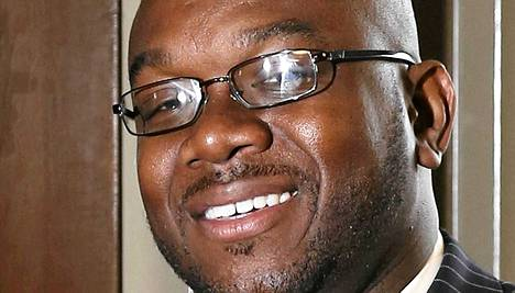 Marco McMillian, 34, oli ehdolla Clarksdalen kaupungin pormestariksi.