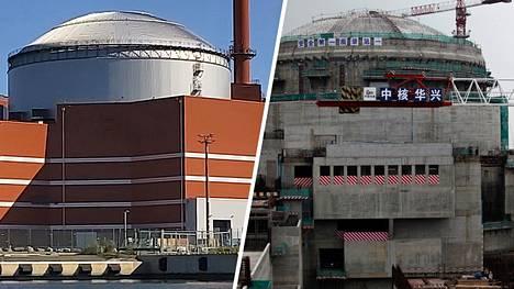 EPR-reaktoreita on tilattu eniten Kiinaan, mutta myös Suomeen, Ranskaan ja Britanniaan.