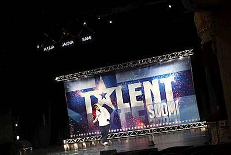 Talent nousemassa syksyn kovimmaksi tv-hitiksi.