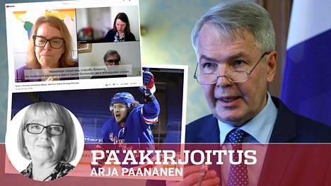 Amnesty International, jääkiekkoilija Artemi Panarin ja ulkoministeri Pekka Haavisto ovat kaikki saaneet maistaa osansa erilaisista trollitempuista.