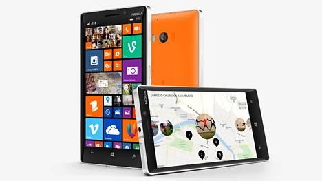Aluksi Thaimaassa myydään vain valkoista ja mustaa Lumia 930 -älypuhelinta. Oranssi ja vihreä malli tulevat myyntiin myöhemmin.