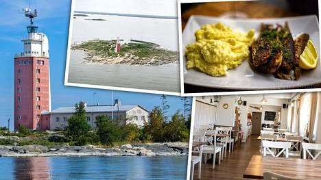"""Saariston helmi, jonne pääsee vain veneellä – ruokalistalla on yksi selkeä hitti: """"Sitä ei uskalla poistaa menusta varmaan koskaan"""""""