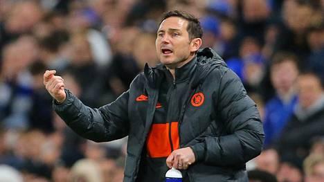 Frank Lampardin Chelsea jäi tiistaina Bayernin jalkoihin.