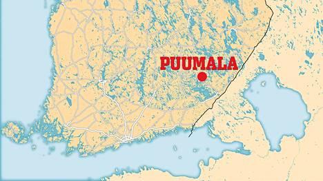 Poliisi: 16-vuotias tyttö kuoli Puumalan nokkakolarissa – samassa autossa ollut perhe loukkaantui vakavasti