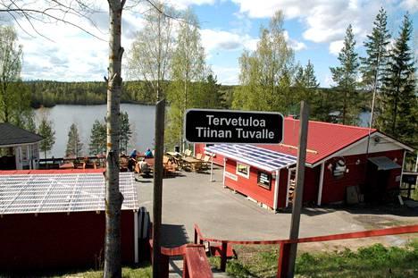 Tiinan Tupa 9-tiellä Pieksämäellä.