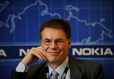 Nokian ykkösjohtajan mukaan yhtiö ei ole koskaan tarkoituksella tappanut kilpailijoitaan, we never went for a kill.