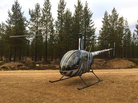 Helikopterilentäjä