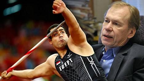 Suomen ADT:n Timo Seppälä kommentoi Ihab Abdelrahmanin positiivista dopingnäytettä Ilta-Sanomille.