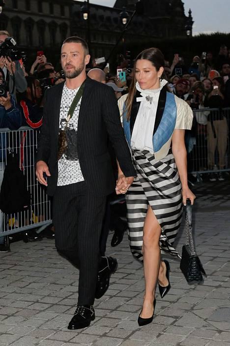 Biel ja Timberlake ovat pitäneet yhtä jo vuodesta 2012.