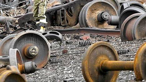 Kanadassa turmajunasta vastannut yhtiö on hakeutunut konkurssiin.