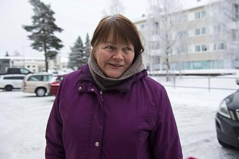 Liisa Toivanen.