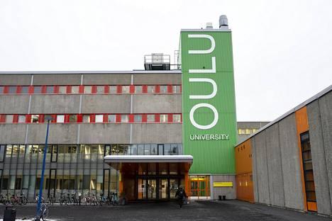 Linnanmaan kampukselle muutti myös Oulun ammattikorkeakoulu viime syksynä.