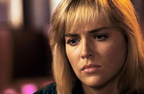 Sharon Stone 30-vuotiaana vuonna 1988.