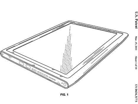 Nokia on hakenut jo patentteja tablet-tietokoneisiin liittyviin keksintöihin.