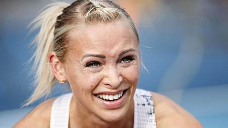 Annimari Korte ei onnistunut parantamaan omissa nimissään olevaa Suomen ennätystä keskiviikkona Lahden GP-kilpailussa.