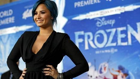 Demi Lovato jättää tuomariston.