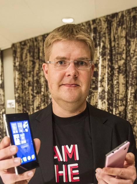 Jollan toimitusjohtaja Sami Pienimäen mukaan Sailfish-käyttöjärjestelmä kiinnostaa myös Euroopassa.