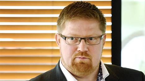 F-Securen tietohallintojohtaja Erka Koivunen.