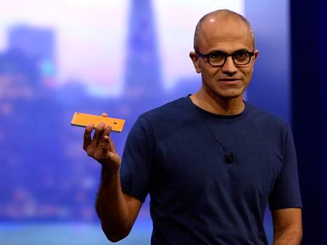 Microsoft on avautunut Satya Nadellan kaudella.