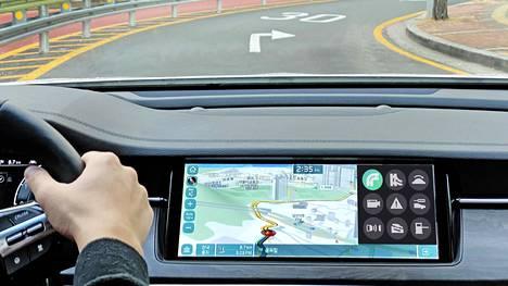 Uudentyyppinen automaattivaihteisto osaa ennakoida tulevia vaihteenvaihtotapahtumia.