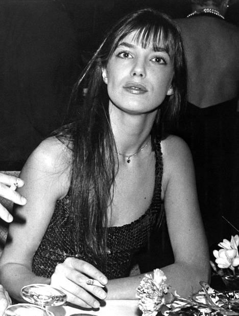 Jane Birkin 29-vuotiaana vuonna 1975.