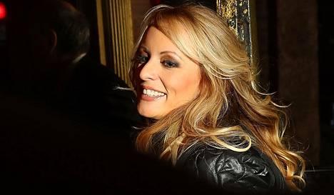 Valkoinen talo on kiistänyt, että Donald Trumpilla olisi ollut intiimi suhde Stormy Danielsin kanssa.