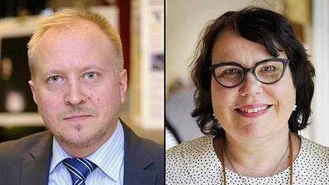 Päätoimittajien yhdistyksen julkilausuman ovat allekirjoittaneet Kauppalehden päätoimittaja Arno Ahosniemi ja MTV:n vastaava päätoimittaja Merja Ylä-Anttila.