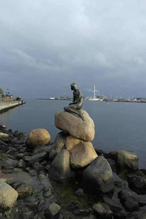 Pieni merenneito on Kööpenhaminan kuuluisin nähtävyys.
