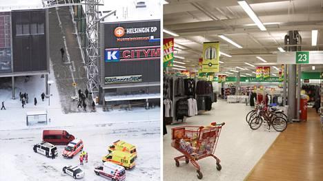Sellon Prismassa uudenvuodenaattona vuonna 2009 tapahtunut joukkosurma jätti syvät jäljet kaupan henkilökuntaan.