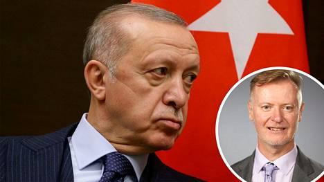 Turkin presidentti  Recep Tayyip Erdogan on julistanut Suomen suurlähettilään Ari Mäen ei-toivotuksi henkilöksi.
