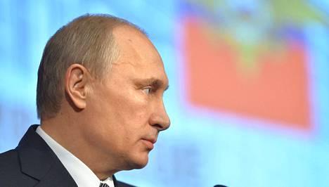 Kreml vakuuttaa, että presidentti Vladimir Putin on kunnossa.