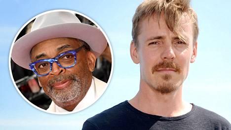 Ohjaaja Spike Lee nauttii Suomen kesästä näyttelijä Jasper Pääkkösen vieraana.