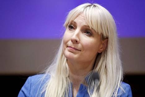 Kansanedustaja Laura Huhtasaaren Putin-myönteisyys oli esillä muun muassa Huhtasaaren ollessa presidenttiehdokkaana.