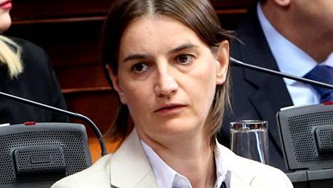 Ana Brnabic.