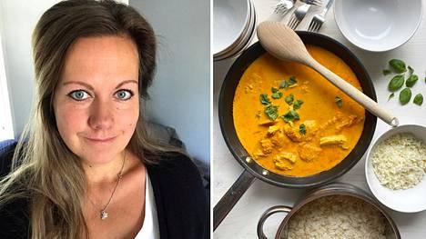 Eeva-Maria Lisko pudotti painoaan ketoosin avulla. Hän soveltaa ruokarakkauttaan vaalivia reseptejä ketogeenisen ruokavalion puitteissa.