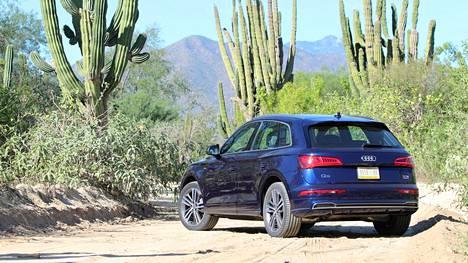 Uusi Audi Q5 valmistetaan Meksikossa.