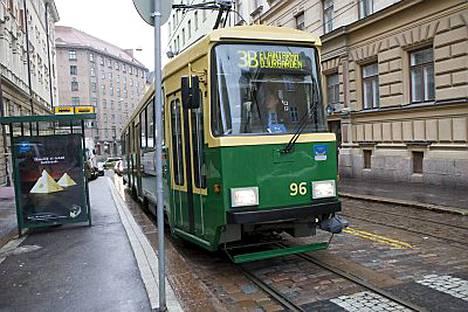 Helsinkiä kehutaan ja arvostellaan.