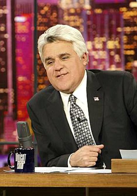 Jay Lenon kertoi näkemyksiään The Tonight Show -hässäkästä.