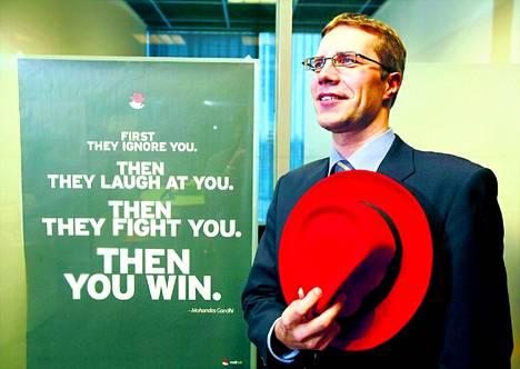 Petri Maanonen käynnisti Red Hatin Suomen toimiston jo viime vuoden puolella. Yhtiö tekee Linux-yhteistyötä naapurinsa Nokian kanssa.