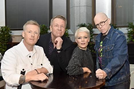 Anna Puu ja Redrama romahtivat kyyneliin Joli Malkin esityksen aikana.