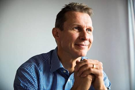 Attendon Suomen toimitusjohtaja Pertti Karjalainen.