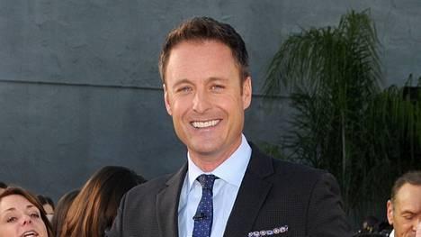 Chris Harrison on juontanut Bachelor-ohjelmaa lähes 20 vuotta.