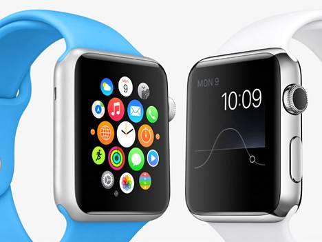 Apple käyttää jo oled-näyttöjä älykelloissaan.