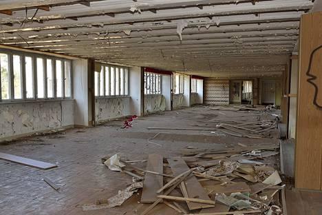 Entisen rakennuskompleksin muuttaminen asunnoiksi ja hotelliksi on ollut iso ja aikaa vievä projekti.