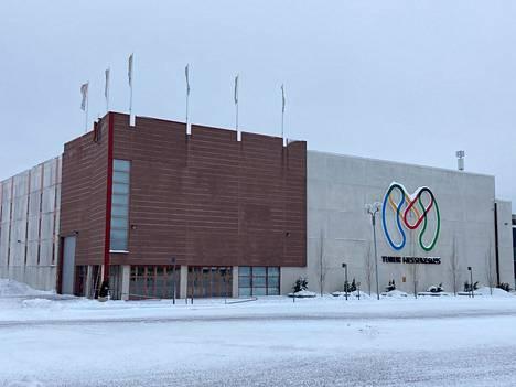 Turussa massarokotukset toteutetaan Turun Messukeskuksessa.
