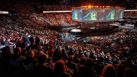League of Legendsin MM-kisat ovat esportsin vuoden suurin tapahtuma.