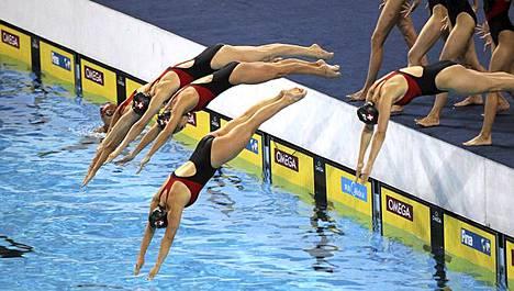 Uinnin MM-kisat ovat alkamassa Shanghaissa.