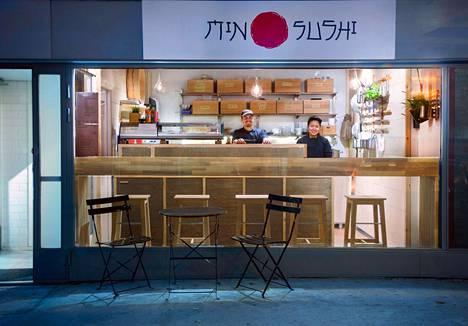 Ravintola on löytänyt uskolliset asiakkaat syrjäisestä sijainnista huolimatta.