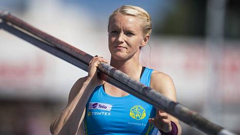 Minna Nikkanen päätti lopettaa urheilu-uransa.