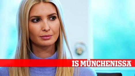 Ivanka Trump aikoo osallistua Münchenin turvallisuuskonferenssiin ja aikataulun niin salliessa katsella myös paikallisia nähtävyyksiä.